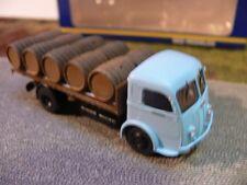 1/87 ree MODELES Panhard Movic piatto Branda-camion con carico botti cb-047