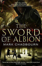 CHADBOURN,MARK-SWORD OF ALBION, THE  BOOK NEW