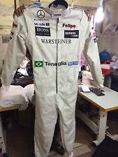 Mercedez Benz Felipe Kart race suit CIK/FIA Level 2 approved