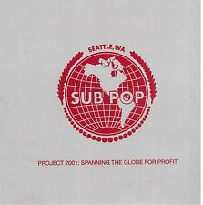 Various Artists/Sub Pop-Project 2001: spanning the Globe for Profit
