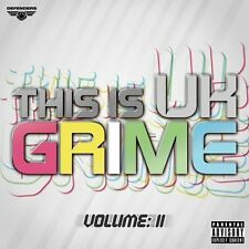 Various Artists - This Is Uk Grime Vol II NEW 2 x CD