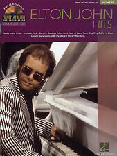 Piano Play-Along Elton John Hits Learn to Play Daniel Music Book & CD