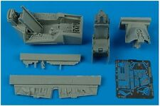 Aires 1/48 F-16C Falcon Block 50/52 Cockpit Set for Tamiya kit # 4400