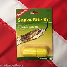Snake bite kit emergency tactical disaster gear survival Coghlans bug out bag