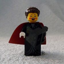 *! Genuine New Lego Minifig Female Carole Singer Caroler Split From Set 10249 !!