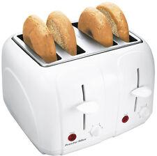 Proctor Silex 4-Slice Toaster (White) | 24203Y