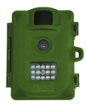Primos 6MP Bullet Proof Trail Camera with Low Glow LED, Green (i-55699)