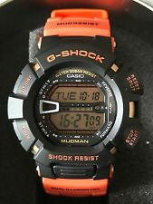Casio G Shock Emergency/ Rescue MUDMAN G9000R Unmarked Full Set