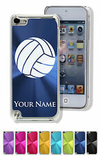 Personalized Custom Case for iPod Touch 5/6 - VOLLEYBALL, VOLLEY BALL