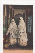 Mauresques Voilees Vintage Postcard 218a