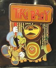 Disneyland Tiki Room Garden Mystery Pin 50th Anniversary JIMINY Only Disney