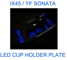 Led Cup Holder Plate For Hyundai  Yf Sonata 2012