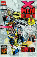 X-Men Unlimited # 1 (Chris Bachalo) (68 pages) (USA, 1993)
