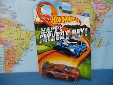 HOT WHEELS CUSTOM 2011 CAMARO HAPPY FATHER'S DAY #2/4 ***BRAND NEW & VHTF***