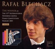 Rafal Blechacz: The Winner of the 15th International Fryderyk Chopin Piano Compe