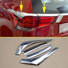 Tail Light Strips For Mitsubishi Outlander 2016 2017 Chrome Taillight Molding