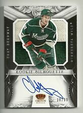 2012-13 CHAY GENOWAY Crown Royale Rookie Silhouette Patch Autograph  # 38/99
