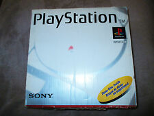 Sony PlayStation 1 Console PS1 * COMPLETE IN BOX * CIB BOXED * FREE USA SHIP PSX