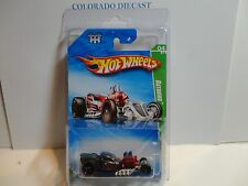 2010 Hot Wheels Super Treasure Hunt #48 Rat Bomb