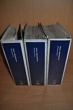 Werkstatthandbuch Wartungsanleitung Nissan Almera Modell N15 3 Ordner 1999