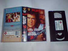 LETHAL WEAPON 2 - VHS