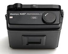 Mamiya RZ67 proII  Magazin Kassette 120 6x7 roll film holder back PJ1177