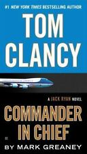 Tom Clancy Commander in Chief (A Jack Ryan Novel)-ExLibrary