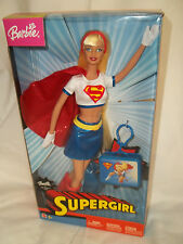 2003 Supergirl Barbie #B5837 Very Nice Condition. PRICED TO SELL!!!!!!!!!!
