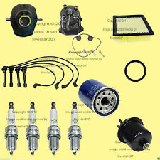 Tune Up Kit_Wire Set_Fuel_Air_Filter_NGK Spark Plugs_Cap_Rotor_for Honda Civic