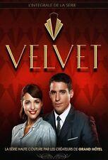 """ESPAÑA,SERIES,""""VELVET"""" 4TA TEMPORADA, 4 DVD"""