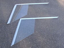 Set of Fishing Boat/Ski Boat/Bass/Tri Hull/Cruiser/ETC Boat Side Windshields $49