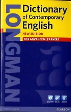 Longman Dictionary of Contemporary English, Fifth Edition (Paperback + DVD-ROM),