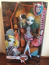 NUOVO Monster High mostro Exchange PROGRAM Lagoona Blue Bambola, 6+