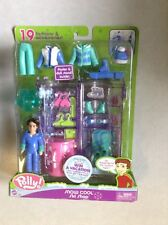 New Polly Pocket Snow Cool Ski Shop Fashions And Accessories