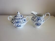 Johnson Brothers Indies Cream and Sugar Set made in England