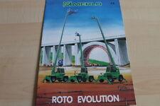 127591) Merlo Roto Evolution Prospekt 01/1999