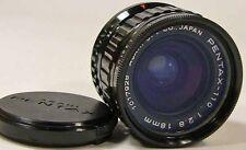 Pentax -110 Asahi Opt. Pentax-110 1:2.8 2.8 18mm 18 mm
