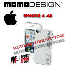 COVER RIGIDA MOMODESIGN PER APPLE IPHONE 4 - 4S CASE CUSTODIA IDEA REGALO NATALE
