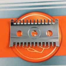 Spare Part Merkur 3 Piece Bottom Plate Open Comb