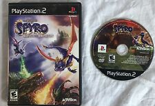 Legend of Spyro: Dawn of the Dragon (Sony PlayStation 2, 2008) *Tested Works*
