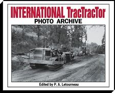 International TracTracTor Photo Archive P. A. Letourneau 10046