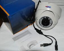 """CCTV DOME CAMERA 600TVL 1/3"""" SONY Super HAD CCD"""