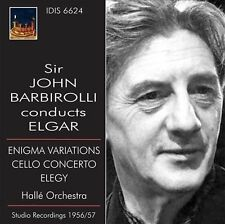 Elgar / Navarra / Barbirolli - Sir John Barbirolli Conducts [CD New]