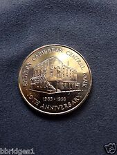 Eastern East Caribbean States $2 Dollar Commemorative Coin 1993 - UNC