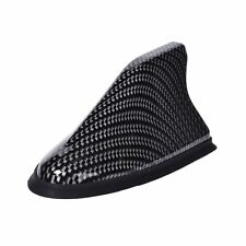 Black Car Radio Line Shark Fin Aerial Antenna Amplified Dummy Signal Roof style