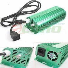 250W 400W 150W Silent Hydroponic Electronic Digital Switchable Dimmable Ballast