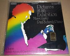 Paul Schenly MUSSORGSKY Pictures at an Exhibition - Digitech DIGI 108 SEALED