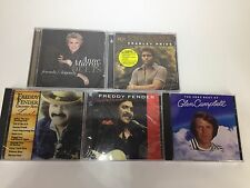 Lot Of 5 70s Country CD Anne Murray Freddy Fender Charley Pride Glen Campbell 3