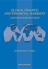 Global Finance and Financial Markets: A Modern Introduction-ExLibrary