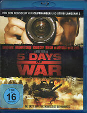 5 Days Of War - Blu-Ray Disc -